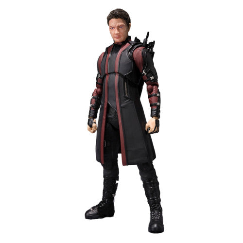 Copy of Marvel: S.H. Figuarts - Exclusive Black Hawkeye - Age of Ultron - Bandai - Woozy Moo - 1