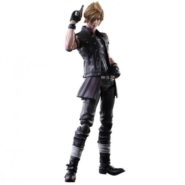 Final Fantasy XV - Play Arts Kai - Prompto - Square Enix - Woozy Moo - 1
