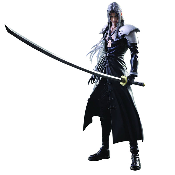 Final Fantasy VII - Advent Children - Play Arts Kai - Sephiroth - Square Enix - Woozy Moo - 1