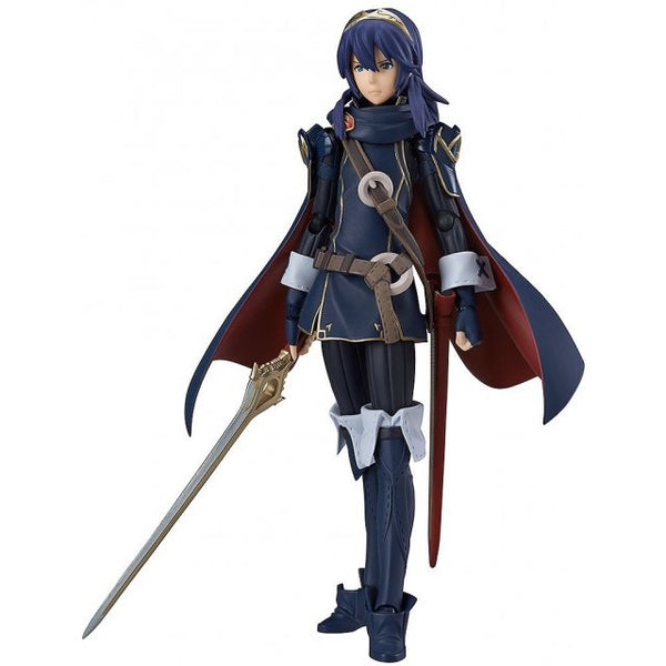 Fire Emblem Awakening: Lucina (Re-Issue) Figma - Max Factory - Woozy Moo - 1