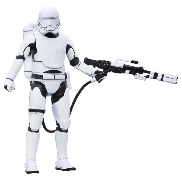 Star Wars: The Force Awakens Black Series Flametrooper - Hasbro - Woozy Moo - 1