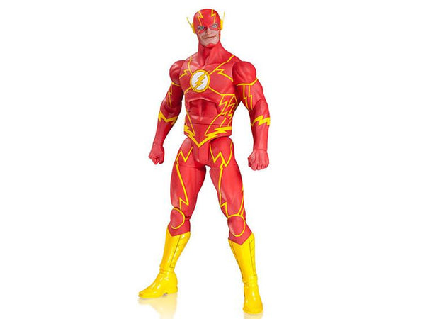 DC Comics Designer Series Flash Action Figure by Greg Capullo - DC Collectibles - Woozy Moo