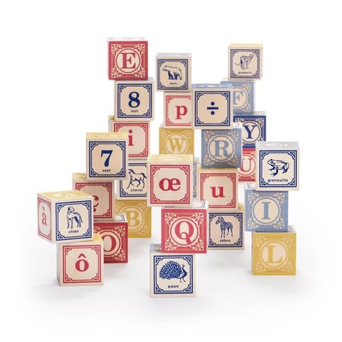 French Language Building Blocks - Uncle Goose