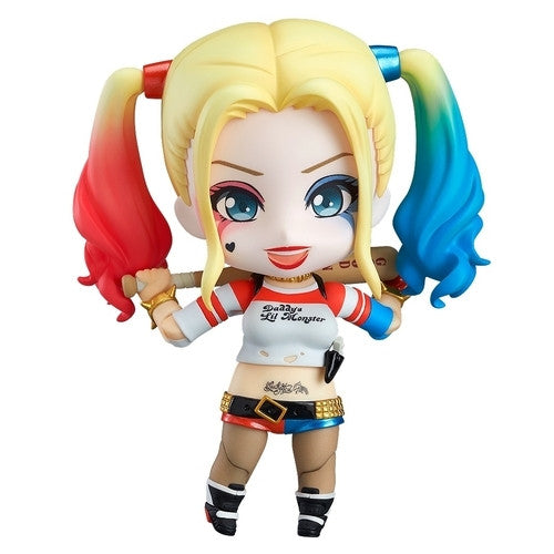 DC Films - Suicide Squad - Harley Quinn Nendoroid - Good Smile Company - Woozy Moo - 1