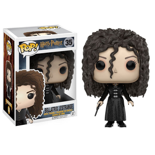 Harry Potter - Bellatrix Pop! Vinyl Figure - Funko - Woozy Moo