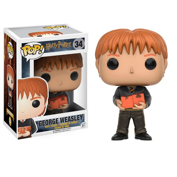 Harry Potter - George Wesley Pop! Vinyl Figure - Funko - Woozy Moo