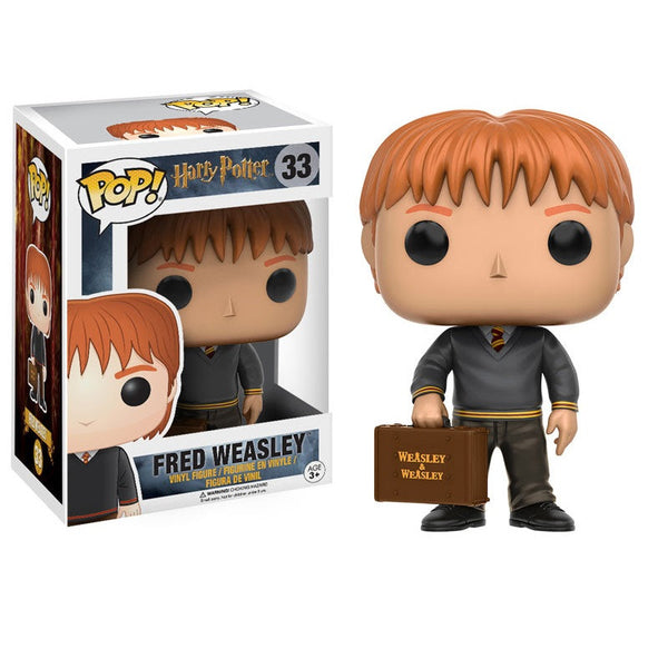 Harry Potter - Fred Wesley Pop! Vinyl Figure - Funko - Woozy Moo