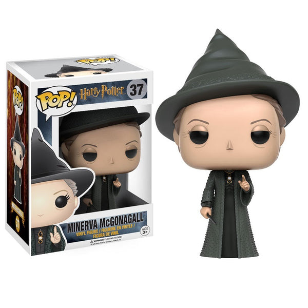 Harry Potter - Minerva McGonagall Pop! Vinyl Figure - Funko - Woozy Moo