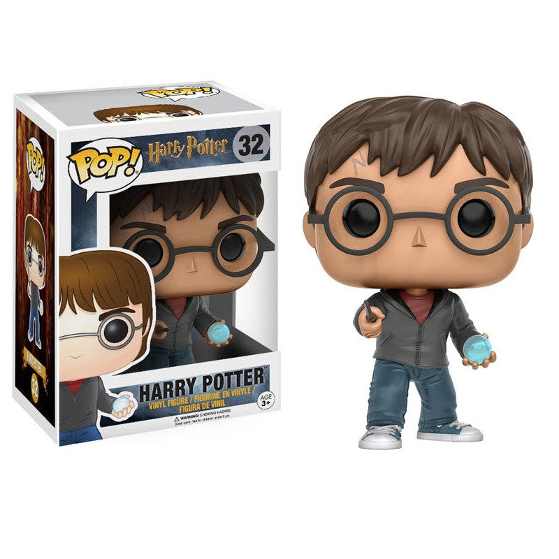 Harry Potter with Prophecy Pop! Vinyl Figure - Funko - Woozy Moo