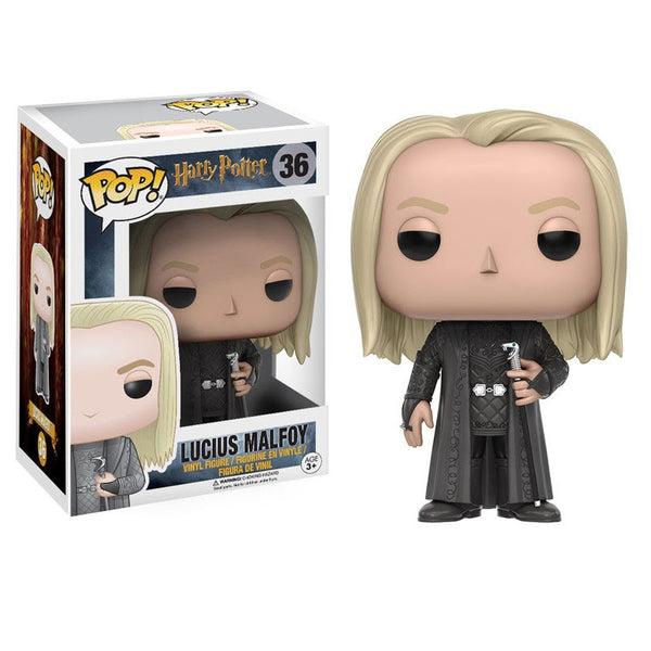 Harry Potter - Lucius Malfoy Pop! Vinyl Figure - Funko - Woozy Moo