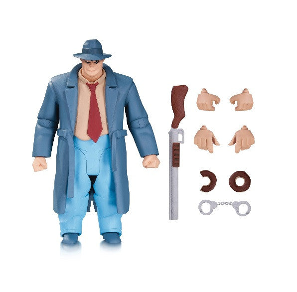 Batman Animated Series/New Batman Adventures - Harvey Bullock - DC Collectibles - Woozy Moo