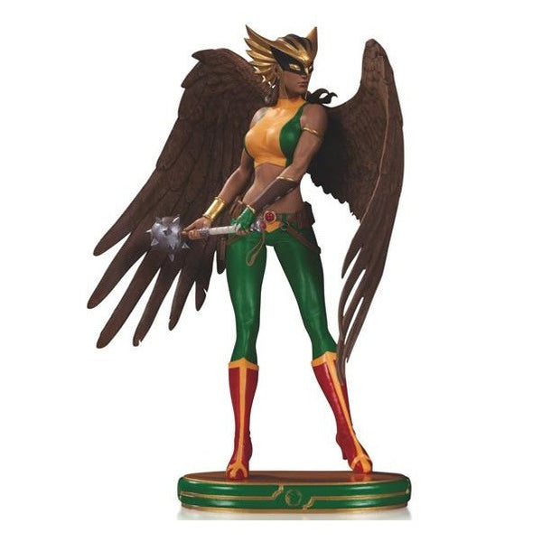 DC - Cover Girls - Hawkgirl Statue - Diamond Select - Woozy Moo