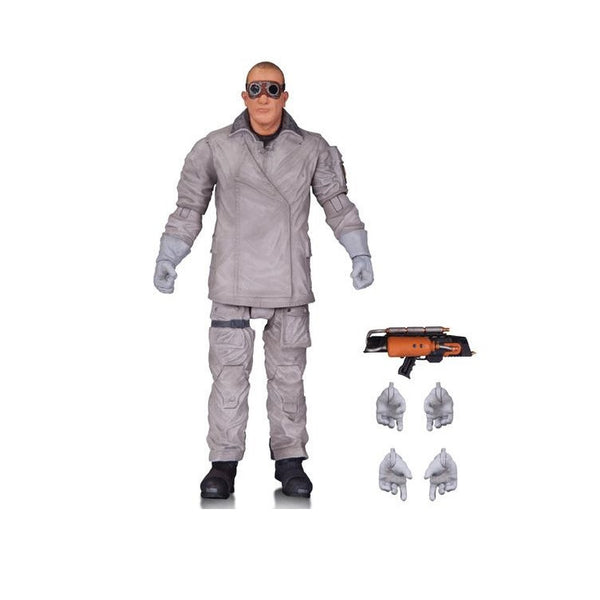 "Heat Wave - The Flash TV Show - 6"" Action Figure - DC Collectibles - Woozy Moo"