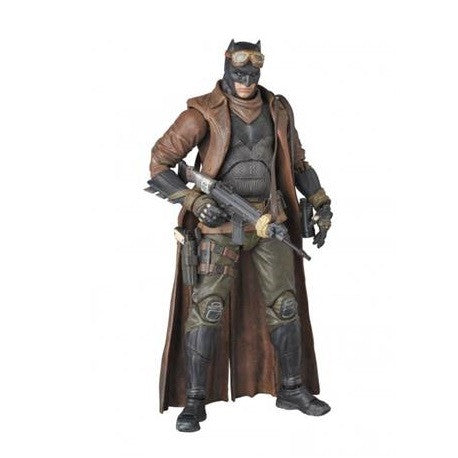 DC - Batman vs Superman: Dawn of Justice - Knightmare Batman MAF EX Action Figure - Exclusive - Medicom - Woozy Moo - 1