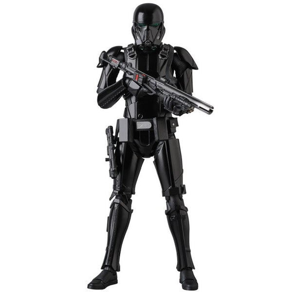 Star Wars Rogue One: Imperial Death Trooper MAF EX Action Figure - Medicom - Woozy Moo - 1