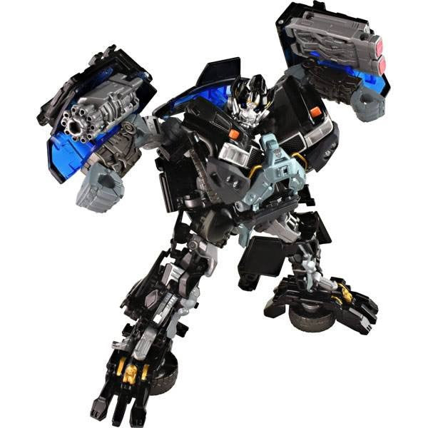 Transformers Movie 10th Anniversary Figure - Ironhide - MB-05 - Takara - Woozy Moo - 1