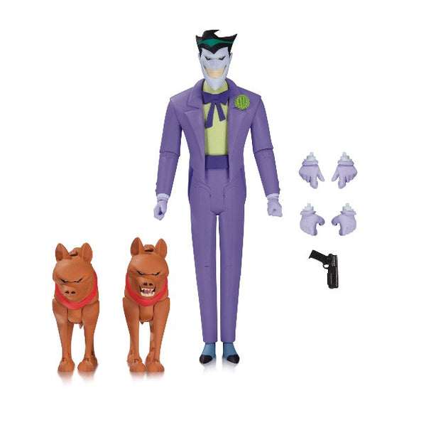 Batman Animated Series/New Batman Adventures - Joker - DC Collectibles - Woozy Moo