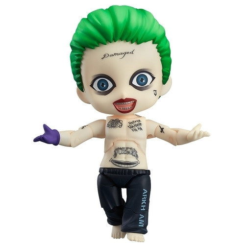 DC Films - Suicide Squad - Joker Nendoroid - Good Smile Company - Woozy Moo - 1