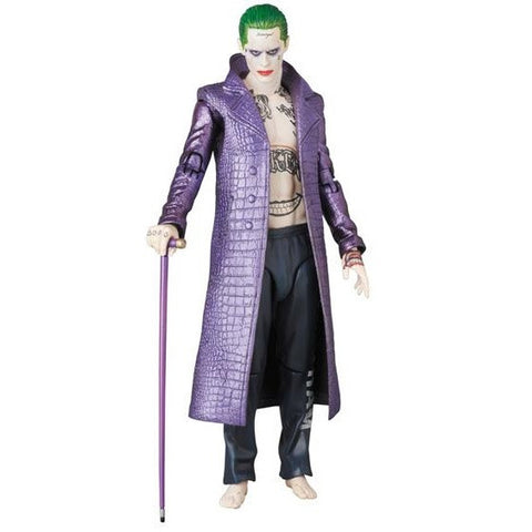 DC Films - Suicide Squad - Joker MAF EX Action Figure