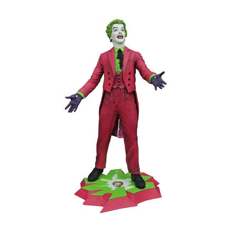 Batman TV Series (1966) - Joker Statue