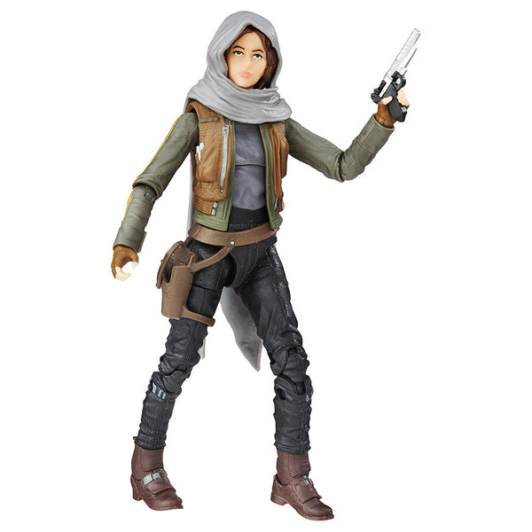 Star Wars Rogue One: Jyn Erso 6'' Black Series - Hasbro - Woozy Moo - 1