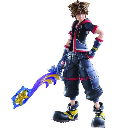 Kingdom Hearts III - Play Arts Kai Disney - Sora - Square Enix - Woozy Moo - 1