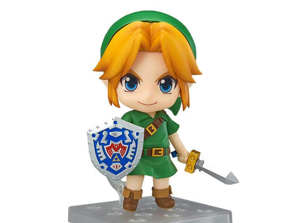 Legend of Zelda: Majora's Mask 3D Link Nendoroid Action Figure - Good Smile Company - Woozy Moo - 1