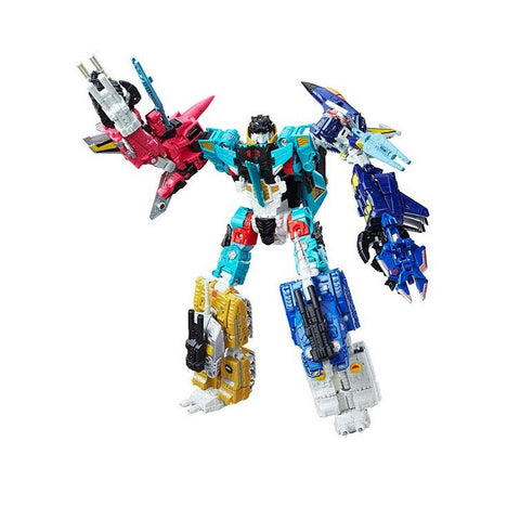 Transformers Combiner Wars Liokaiser Boxed Set - Exclusive