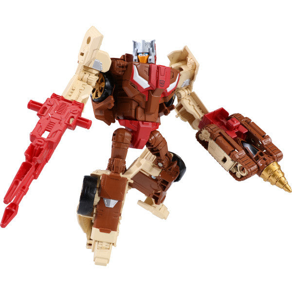 Transformers Legends Chromedome (LG32) - Takara - Woozy Moo - 1