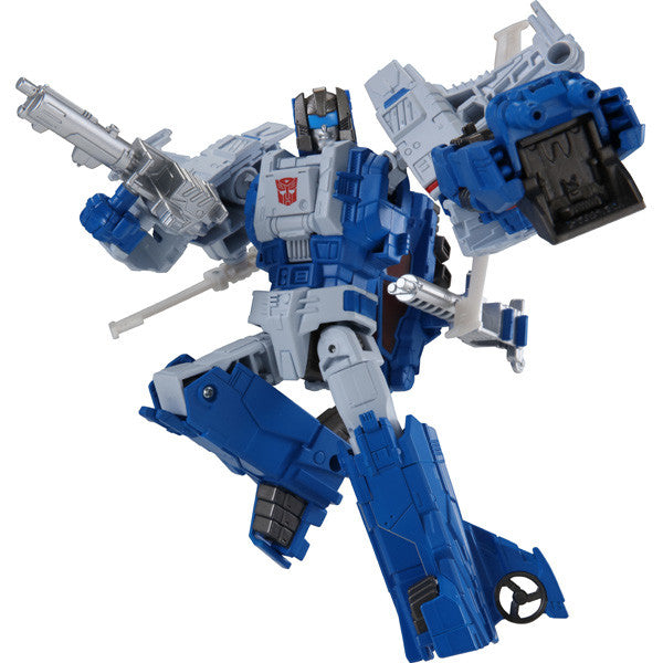 Transformers Legends Highbrow (LG33) - Takara - Woozy Moo - 1