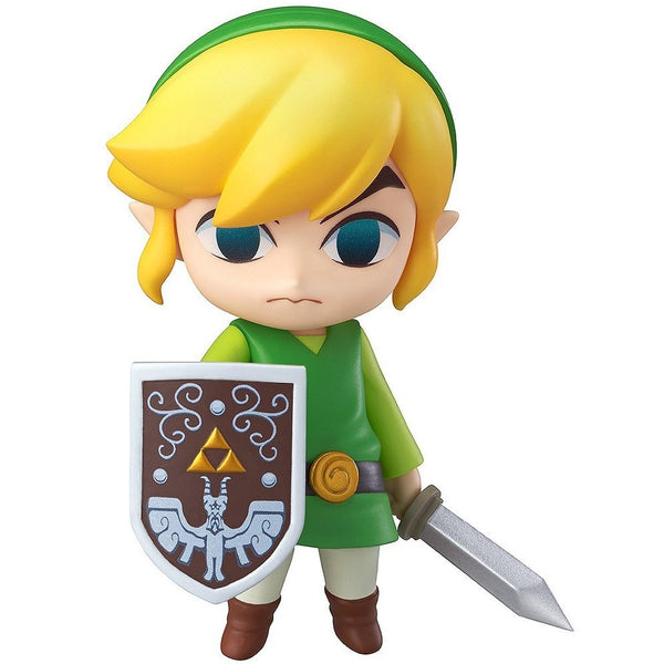 Legend of Zelda: Link - Wind Waker - Nendoroid - Good Smile Company - Woozy Moo - 1