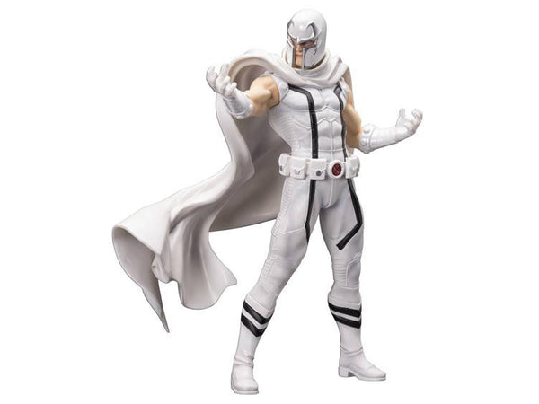 Marvel Now! Magneto 1/10 Scale ArtFX+ Statue White Costume PX Previews Exclusive - Kotobukiya - Woozy Moo - 1