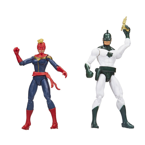 "Marvel Legends 3.75"" Comic Two Pack: Cosmic Marvels - Hasbro - Woozy Moo - 1"
