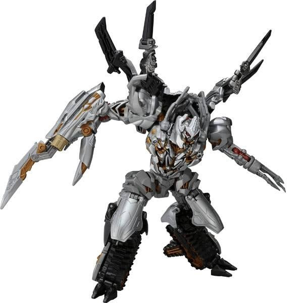 Transformers Movie 10th Anniversary Figure - Megatron - MB-03 - Takara - Woozy Moo - 1