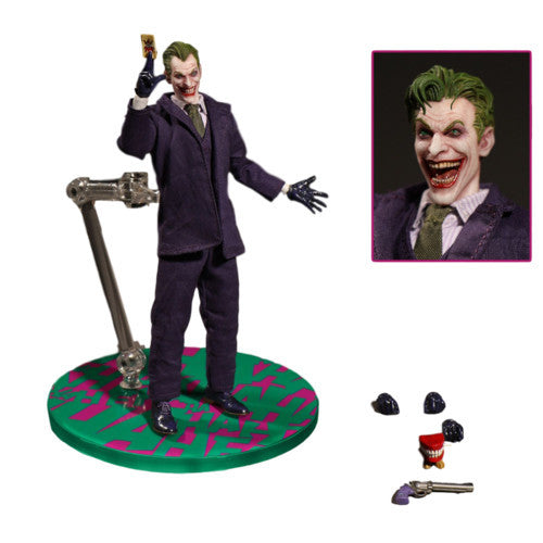 Joker - Batman - DC Comics - One:12 Collective - Mezco - Woozy Moo - 1