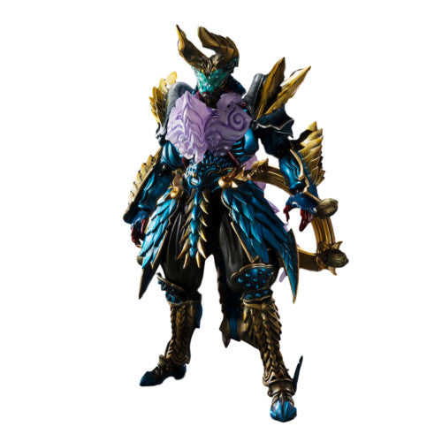 Monster Hunter Evil God Awakening Zinogre - S.H.Figuarts - Bandai - Woozy Moo - 1