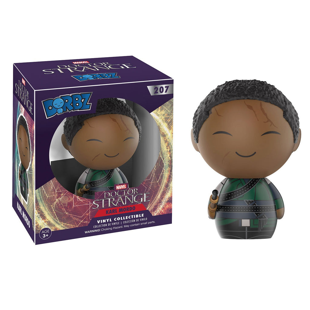 Dr. Strange Movie - Marvel - Mordo Dorbz - Funko - Woozy Moo