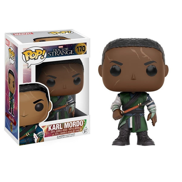 Dr. Strange Movie - Marvel - Mordo Pop Vinyl Figure - Funko - Woozy Moo