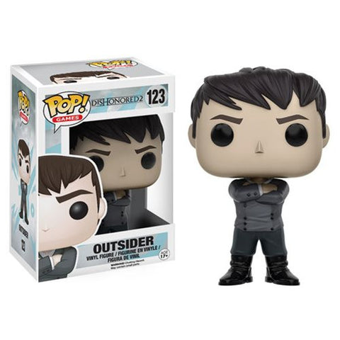 Dishonored 2 - Outsider Pop! Vinyl Figure