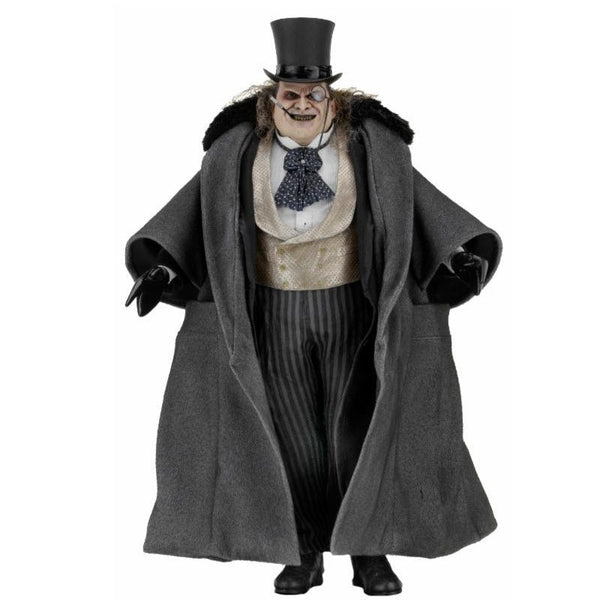 DC Batman Returns - Mayoral Penguin 1/4 Scale 15'' Action Figure - NECA - Woozy Moo - 1