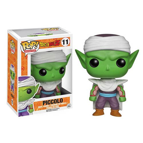 Dragon Ball Z Piccolo Pop! Vinyl Figure - Funko - Woozy Moo
