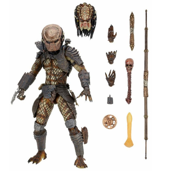 "Predator 2 - 7"" Scale Action Figure - Ultimate City Hunter - NECA - Woozy Moo - 1"
