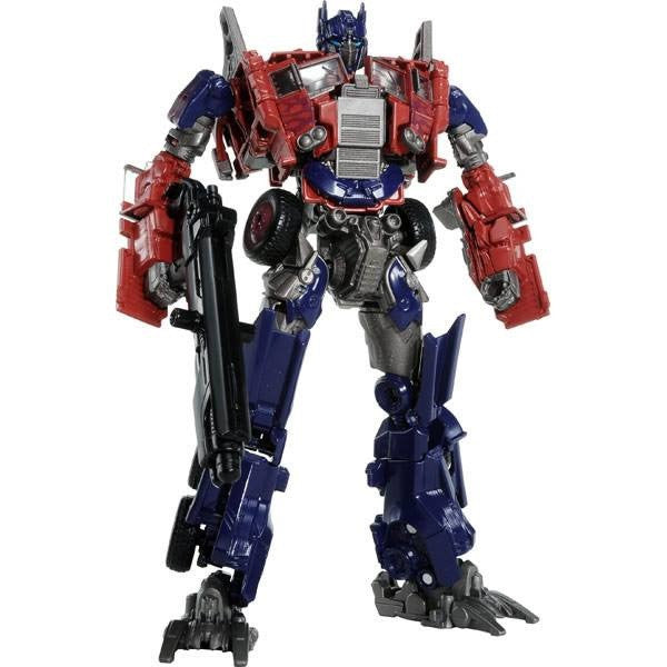 Transformers Movie 10th Anniversary Figure - Optimus Prime (Classic Version) - MB-01 - Takara - Woozy Moo - 1