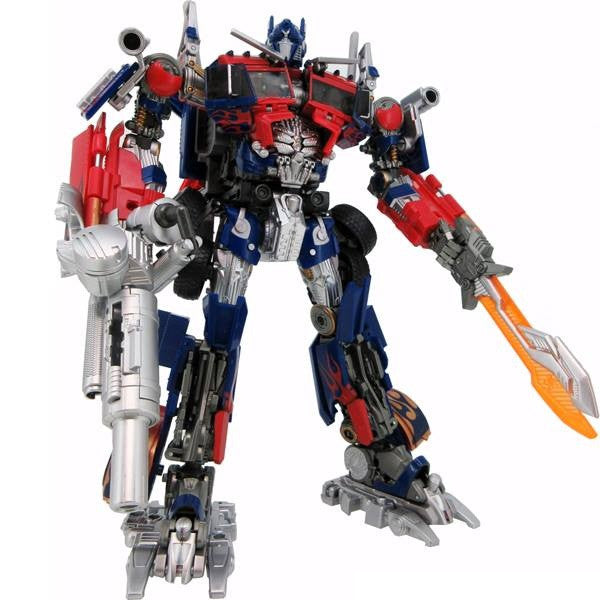 Transformers Movie 10th Anniversary Figure - Optimus Prime - MB-11 - Takara - Woozy Moo - 1