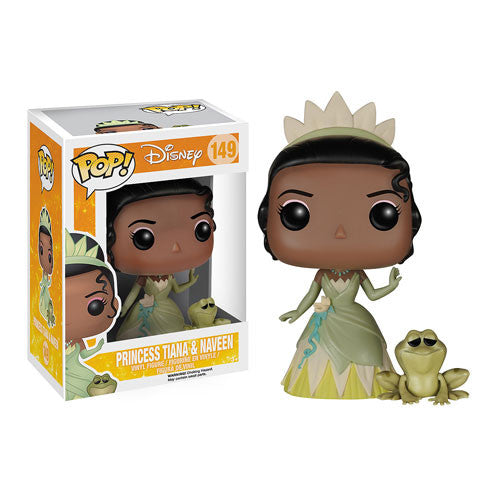Disney - The Princess and the Frog - Tiana and Naveen Pop! Vinyl Figures - Funko - Woozy Moo