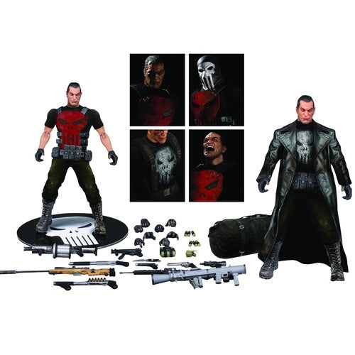 Punisher - Marvel  - One:12 Collective Deluxe Exclusive - Mezco - Woozy Moo