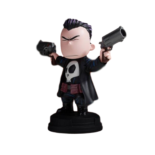 Marvel Animated Statue - Punisher - Gentle Giant Skottie Young - Gentle Giant - Woozy Moo - 1