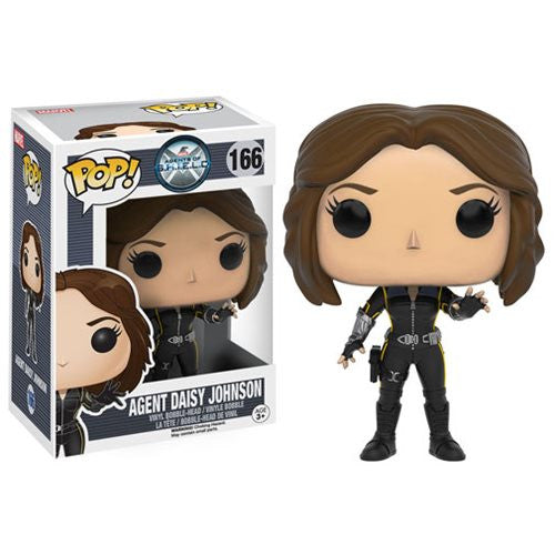 Marvel Agents of SHIELD Quake Pop! Vinyl Figure - Funko - Woozy Moo