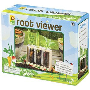 Grow-Your-Own (DIY) Vegetables - Root Viewer - 4M - Woozy Moo - 1