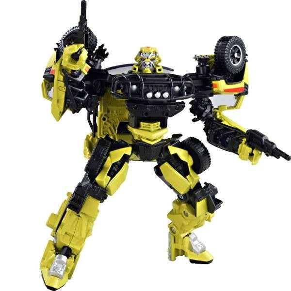 Transformers Movie 10th Anniversary Figure - Ratchet - MB-06 - Takara - Woozy Moo - 1